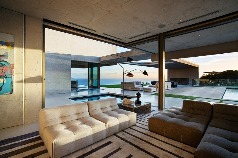 Недвижими имоти Явист Бургас-Зониране на пространството в хола