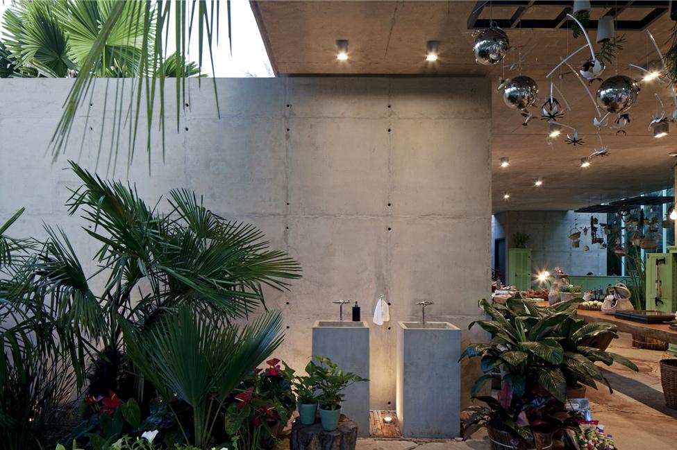 Ботанически-магазин-в-Бразилия-отворен-тип-архитектура