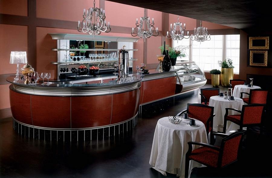 Италианско-бар-обзавеждане