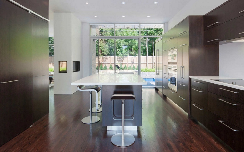 Къща-с-модерна-архитектура-и-минималистичен-интериор-трапезария