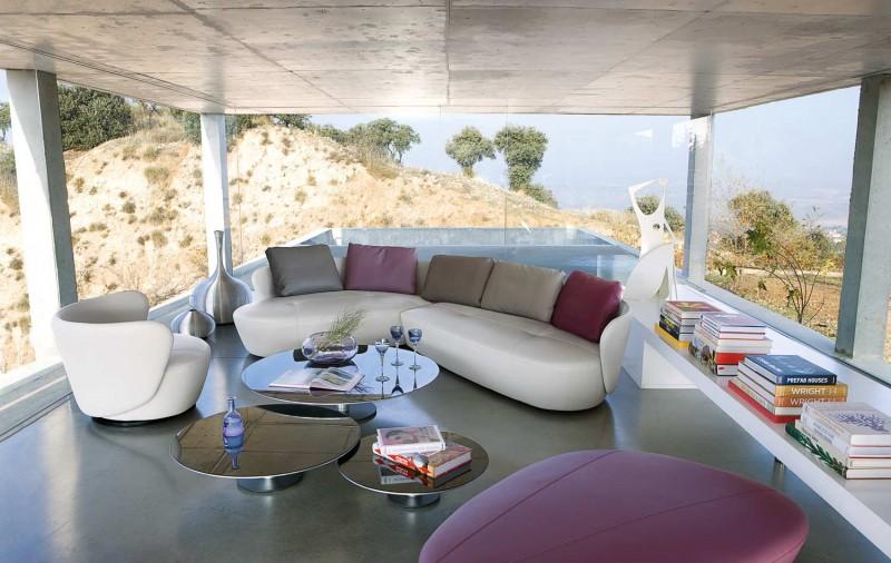 Обзавеждане-за-хола-модерен-диван