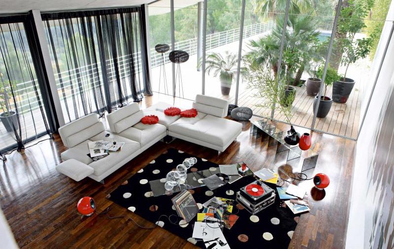 Обзавеждане-за-хола-цветни-идеи-за-дизайн