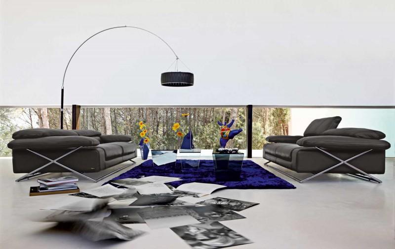 идеи-за-обзавеждане-на-хола-кожен-диван