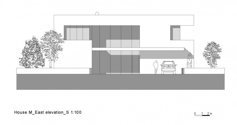House-M-от-monovolume-architecture-+-design-елевация-изток