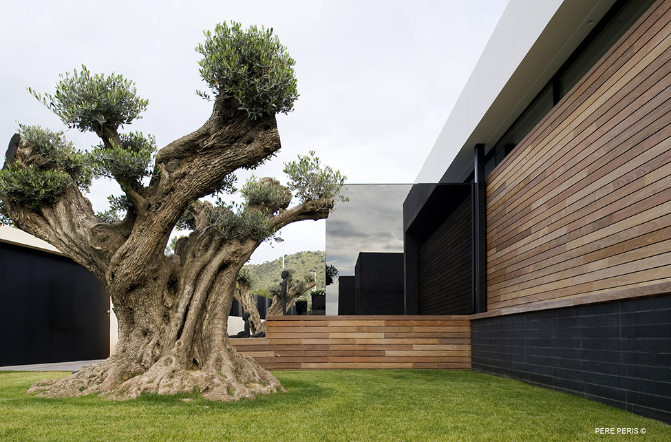 Stilno-imenie-s-moderen-interior-moderna-arhitektura-v-Ispaniya